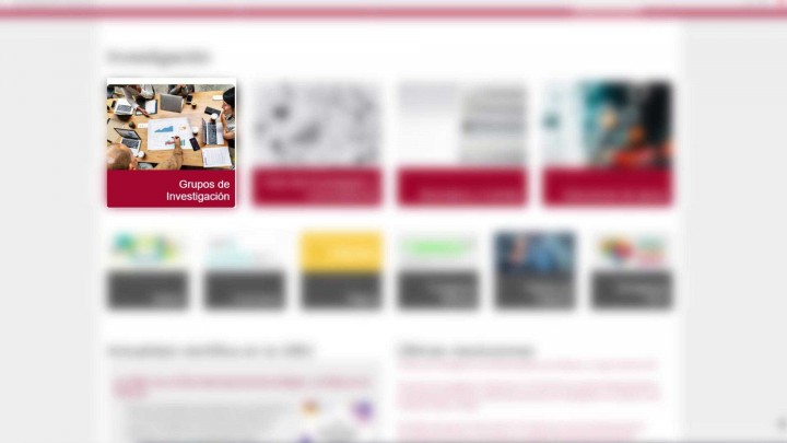 Conoce la web de la Universidad de Murcia