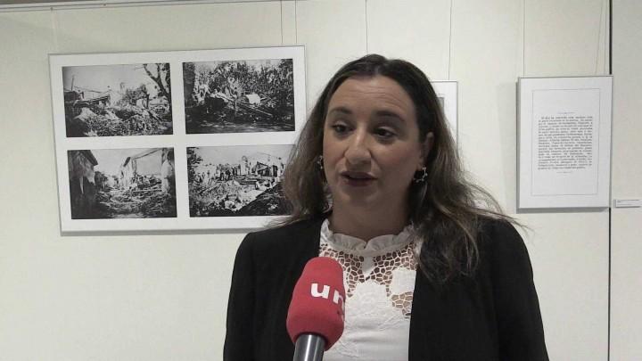 La Biblioteca María Moliner acoge la exposición 'La riada de Santa Teresa'