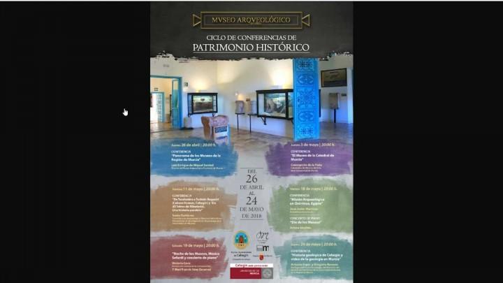 La sede permanente de la UMU en Cehegín ha organizado una semana cultural