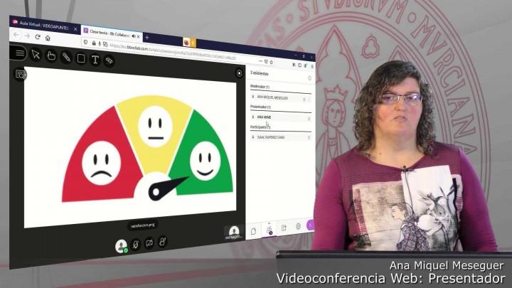 Acceso de invitados. Rol presentador. Convertirse en subtituladores. Activar audio y video.