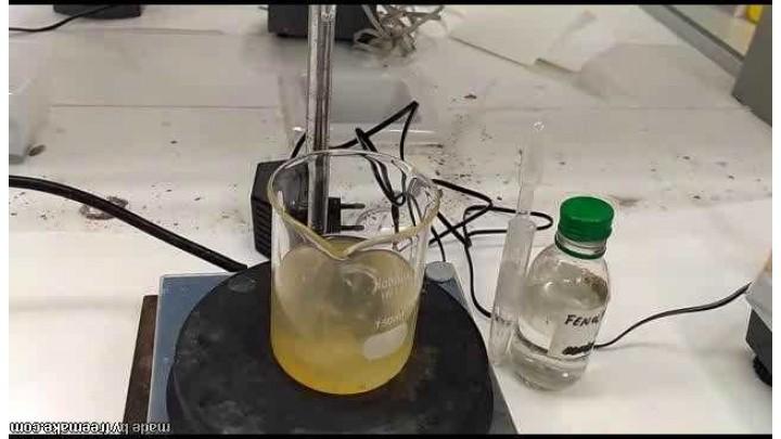 Determinación de Acidez en Miel
