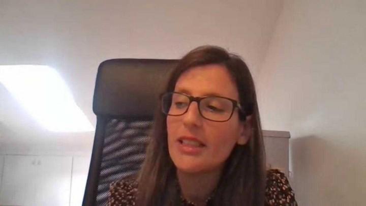 Presentación: Ana Vanesa Valero García, directora del CFDP