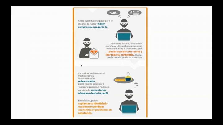 Seminario web sobre Recomendaciones de seguridad para el teletrabajo