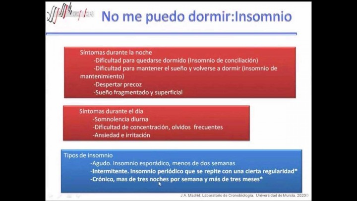 """Seminario web """"Higiene del sueño durante el teletrabajo (1ª parte)"""""""