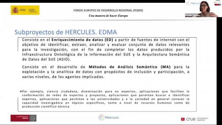 Presentación Hercules
