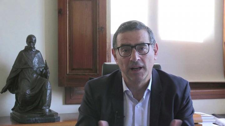 El rector de la UMU da el pistoletazo de salida a las visitas virtuales de la Universidad de Murcia