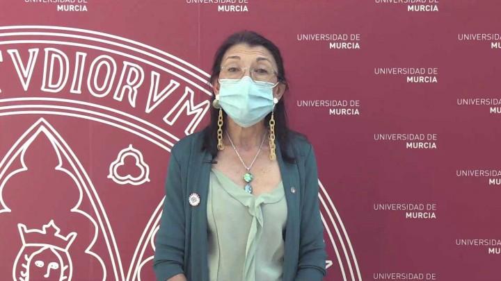 La Universidad de Murcia da la bienvenida a sus estudiantes