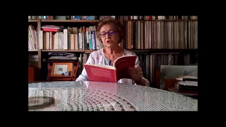 Los Nombres de la Poesía en Murcia: Aurora Saura