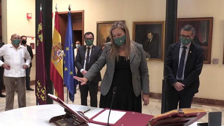 Gaspar Ros repite legislatura como decano de la facultad de Veterinaria