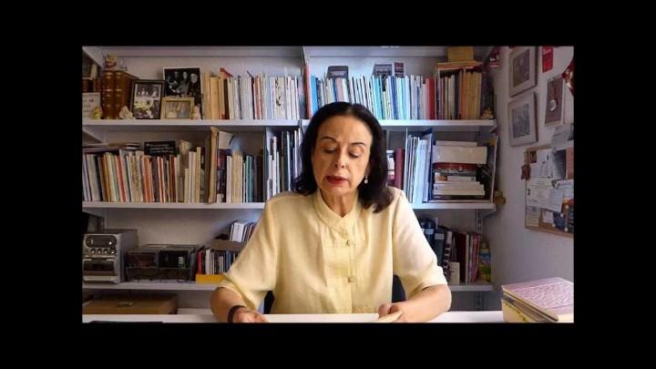 Los Nombres de la Poesía en Murcia: Juana J. Marín Saura