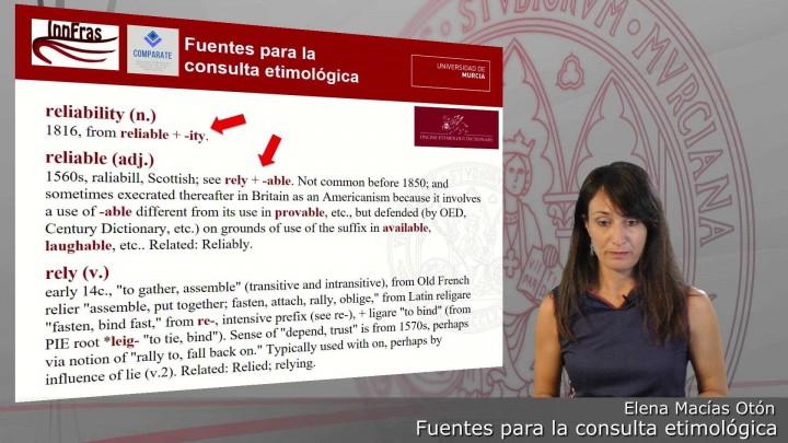 02-Fuentes para la consulta etimológica
