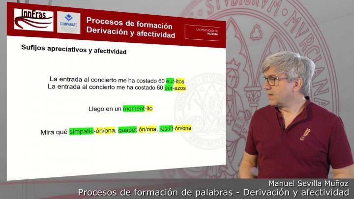 09-Procesos de formación de palabras-Derivación y afectividad