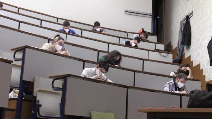 Normalidad y comportamientos ejemplares en la vuelta a los exámenes presenciales