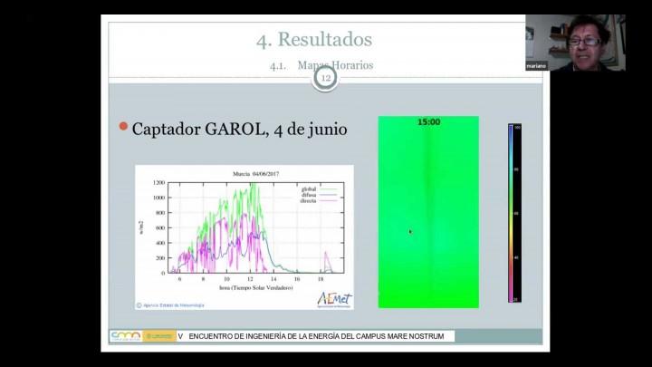 Alarcón García, M. - Estudio dinámico de los campos de temperaturas en captadores solares térmicos
