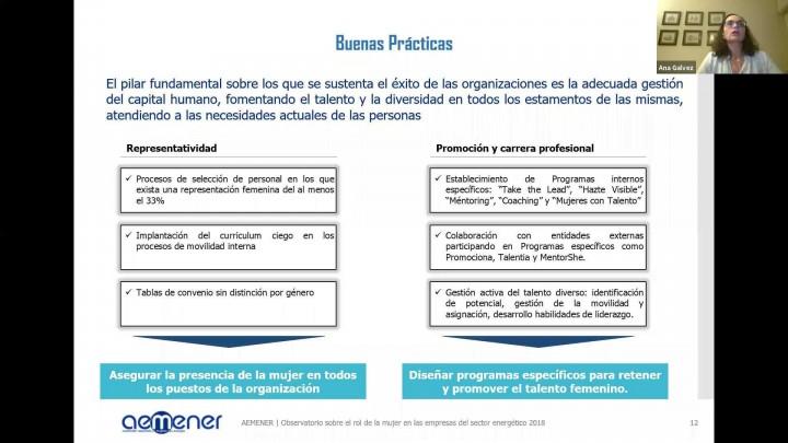 Gálvez Pérez, Ana I. -Amener_Mujeres de la Energía impulsando la diversidad y la sostenibilidad