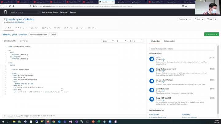 20210203 1-Mantenimiento Estructura y mantenimiento del repositorio GitHub