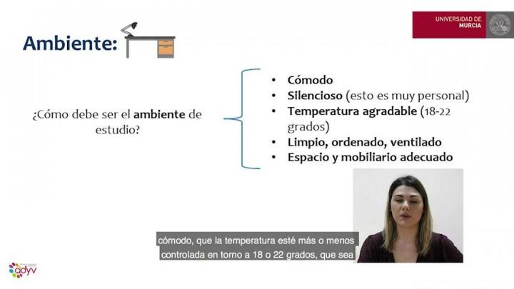 Módulo 2. Ambiente - Taller Cómo Organizar el Curso