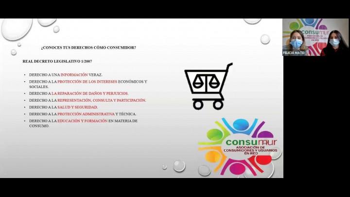 'El papel activo de los consumidores y usuarios'