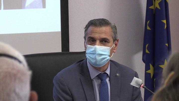 La Universidad de Murcia homenajea al profesor Alberto Barba