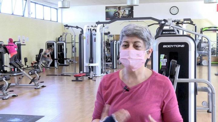 El SAD ha puesto en marcha un proyecto dedicado a mejorar la actividad física de mujeres con cáncer