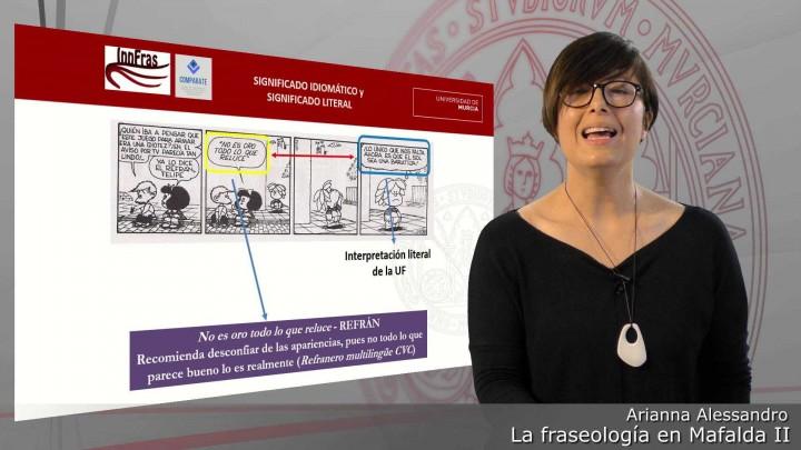 16. La fraseología en Mafalda II