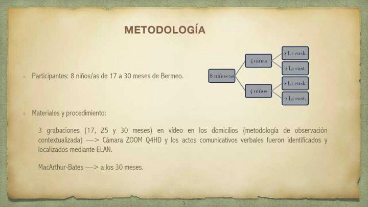 Procedimientos metodológicos para la obtención de información sobre L1 en niños/as bilingües (...)