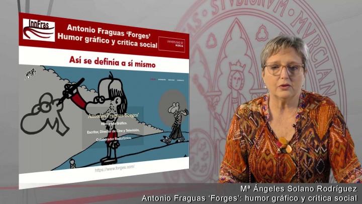 04. Forges. Humor gráfico y crítica social