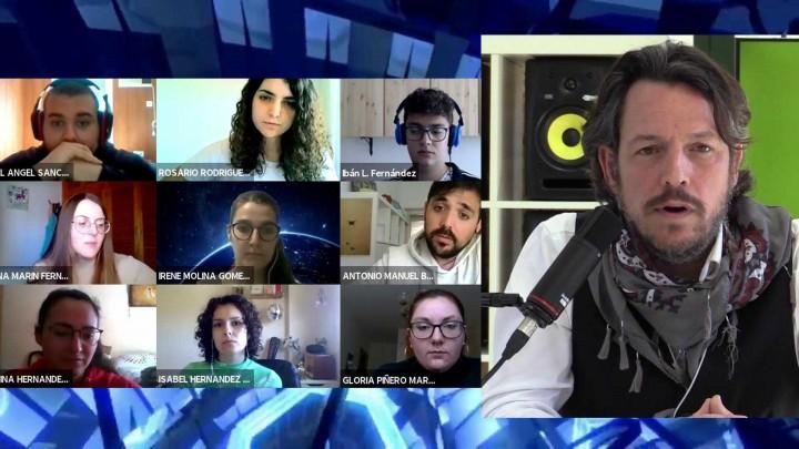 Café digital #3, Estrategia digital y audiovisual del Área de Cultura del Ayuntamiento de Murcia