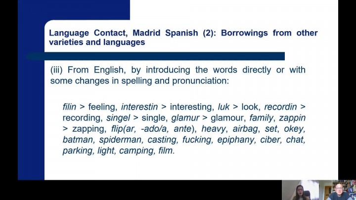 New Linguistic Practices of Urban Youths in London and Madrid