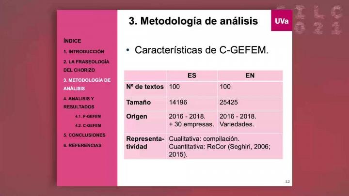 La fraseología del chorizo en español y su traducción al inglés: un estudio basado en corpus