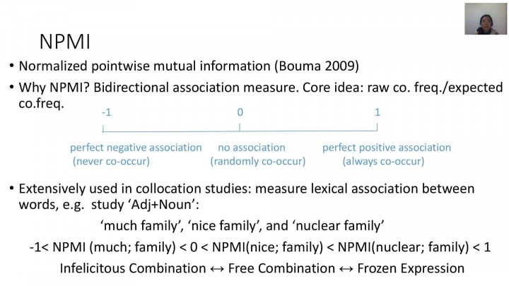 A bi-directional association analysis of Mandarin aspectual forms and European tenses (...)
