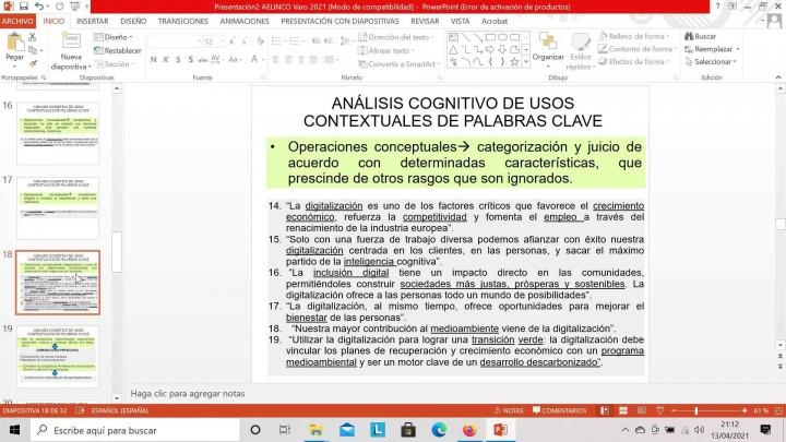 La construcción y la difusión lingüística de la identidad y de la imagen corporativa (...)