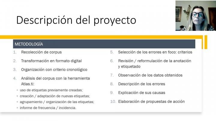 El uso de un corpus desde una perspectiva analítica y pedagógica en el proceso de enseñanza (...)