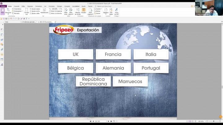 Turismo Empresarial Online FRIPOZO