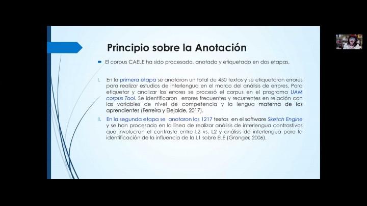 Corpus de aprendices en formato computacional en la Adquisición del Español como Segunda Lengua