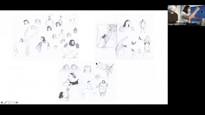 'Presentación Temporada de melocotones: un cómic murciano'