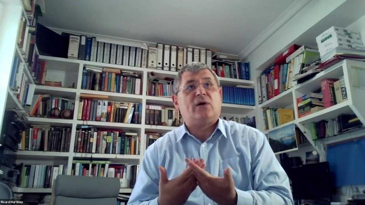 Mesa 1 (Ricard Martínez Martínez)