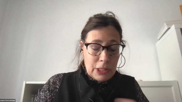 Mesa 3 (Marta Torre-Schaub)