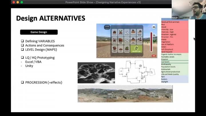 'Presentación del juego AMDRY C4 VR'