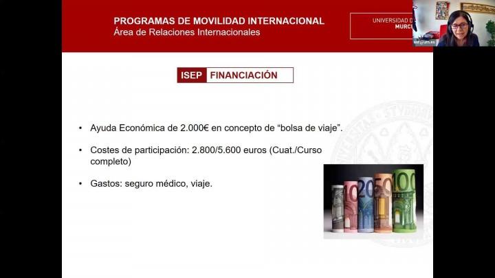 Jornadas Informativas de Movilidad Internacional #JIMI2020 - Información general