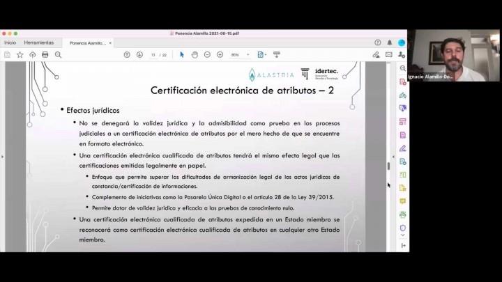 El Reglamento eIDAS 2: identidad autosoberana y Blockchain para el Mercado Único Digital