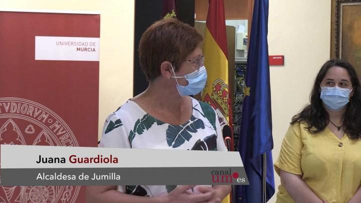 Nueva sede permanente de la UMU en Jumilla