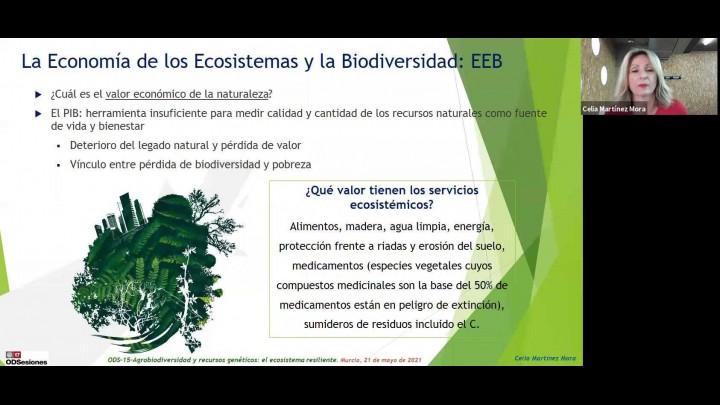 Agrobiodiversidad y recursos genéticos: el ecosistema resiliente