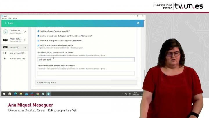 Cómo crear contenido interactivo H5P: Preguntas verdadero/falso