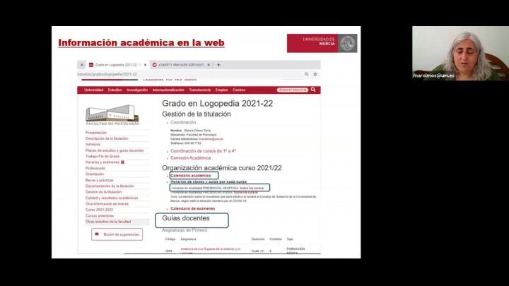 InformaciónInicioCursoGrLogopedia-Curso2021-22