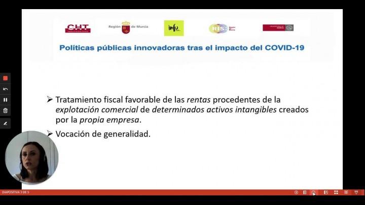 Estefanía López. Tratamiento fiscal del Patent Box en el Impuesto sobre Sociedades