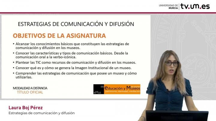 (4816) Estrategias de comunicación y difusión