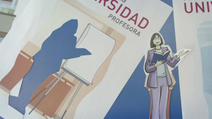 Felicitación institucional de la Universidad de Murcia 2013