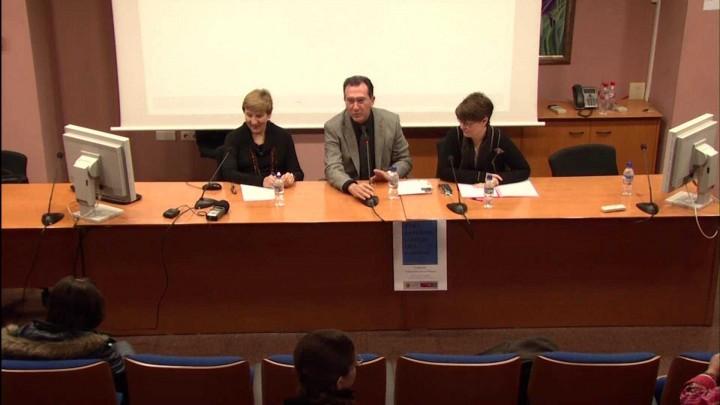 Conferencia: El Judeoespañol, Temas y Problemas. Dra. Dña. Paloma Díaz Mas