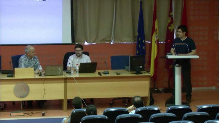 Charla Ignacio Alamillo-Informática y derecho
